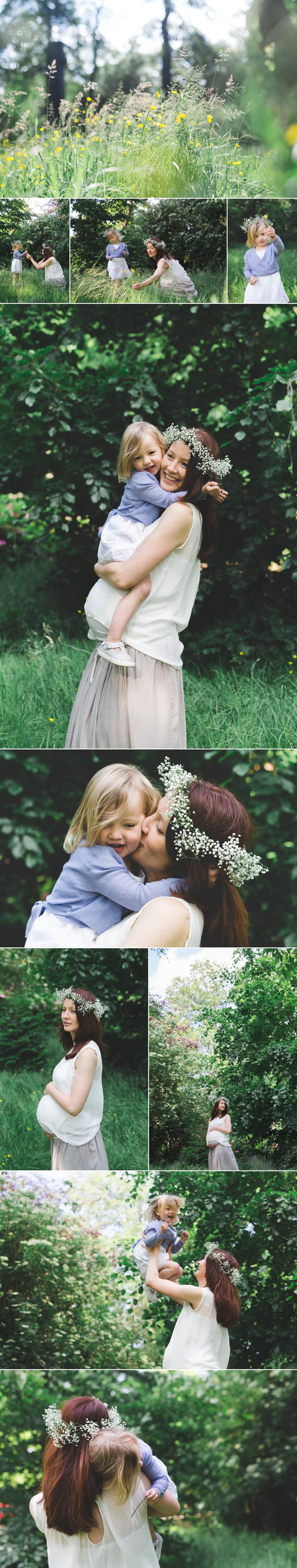 Zwangerschaps fotoshoot Voorburg 1