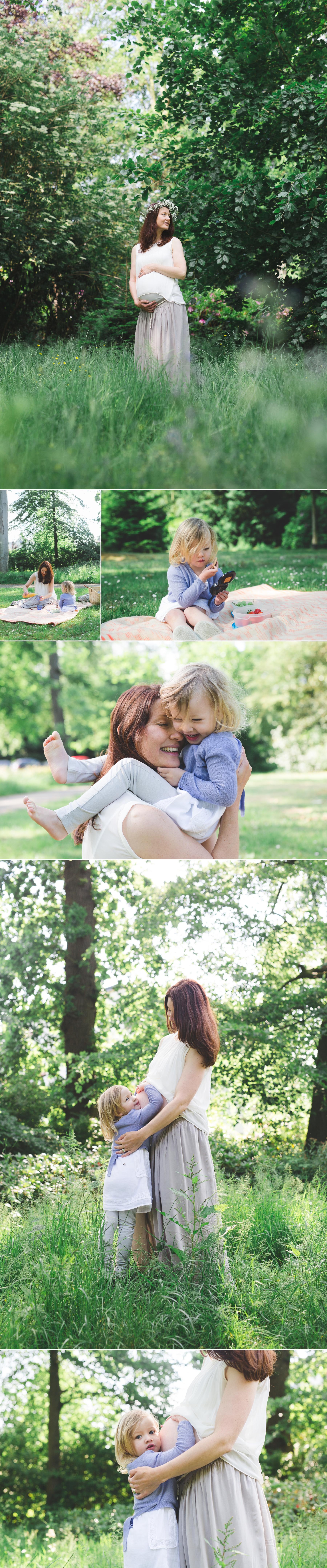 Zwangerschaps fotoshoot Voorburg 2